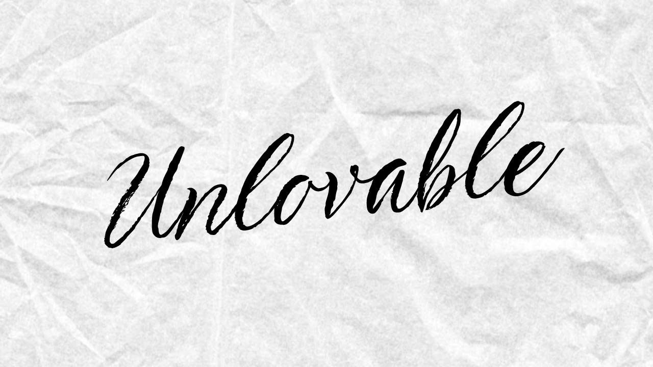 DIAMANTE - Unlovable (Official Lyric Video)
