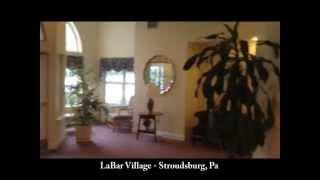 Labar Village Part2 Luxury 55+ retirement condos - Stroudsburg PA