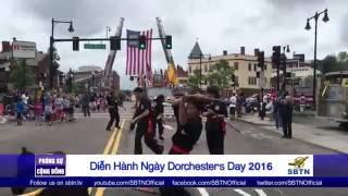 PHÓNG SỰ CỘNG ĐỒNG: Diễn hành ngày Dorchester's Day lần thứ 112