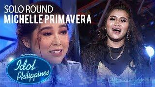 Michelle Primavera - Banal na Aso, Santong Kabayo | Solo Round | Idol Philippines 2019