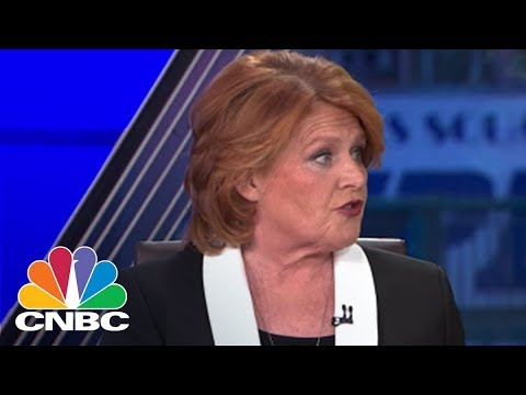 Sen. Heidi Heitkamp: We Have To Be Realistic About Funding Infrastructure Projects | CNBC