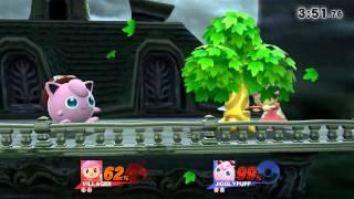 [Super Smash Bros] No juegues con palos ni piedras con Aldeana.