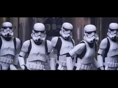 CANT STOP THE FEELING - Justin Timberlake Stormtroopers Dance Moves & More PT 3