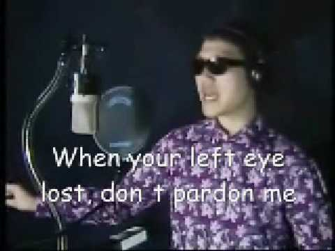 Korean boy sings Mariah Carey's We Belong Together (Parody: We Will All Go Get Her [Pay Back])