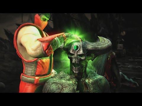 Mortal Kombat X: All Fatalities On Corrupt Shinnok