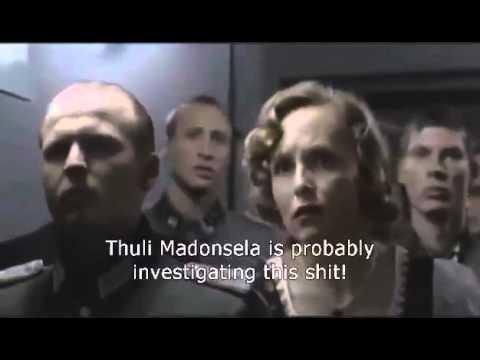 A MUST WATCH!!!! FUNNY AKA's Fan, Hitler reaction after Cassper's #Dust2Dust