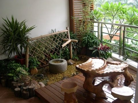 Amazing Minimalist Home Garden Design YouTube