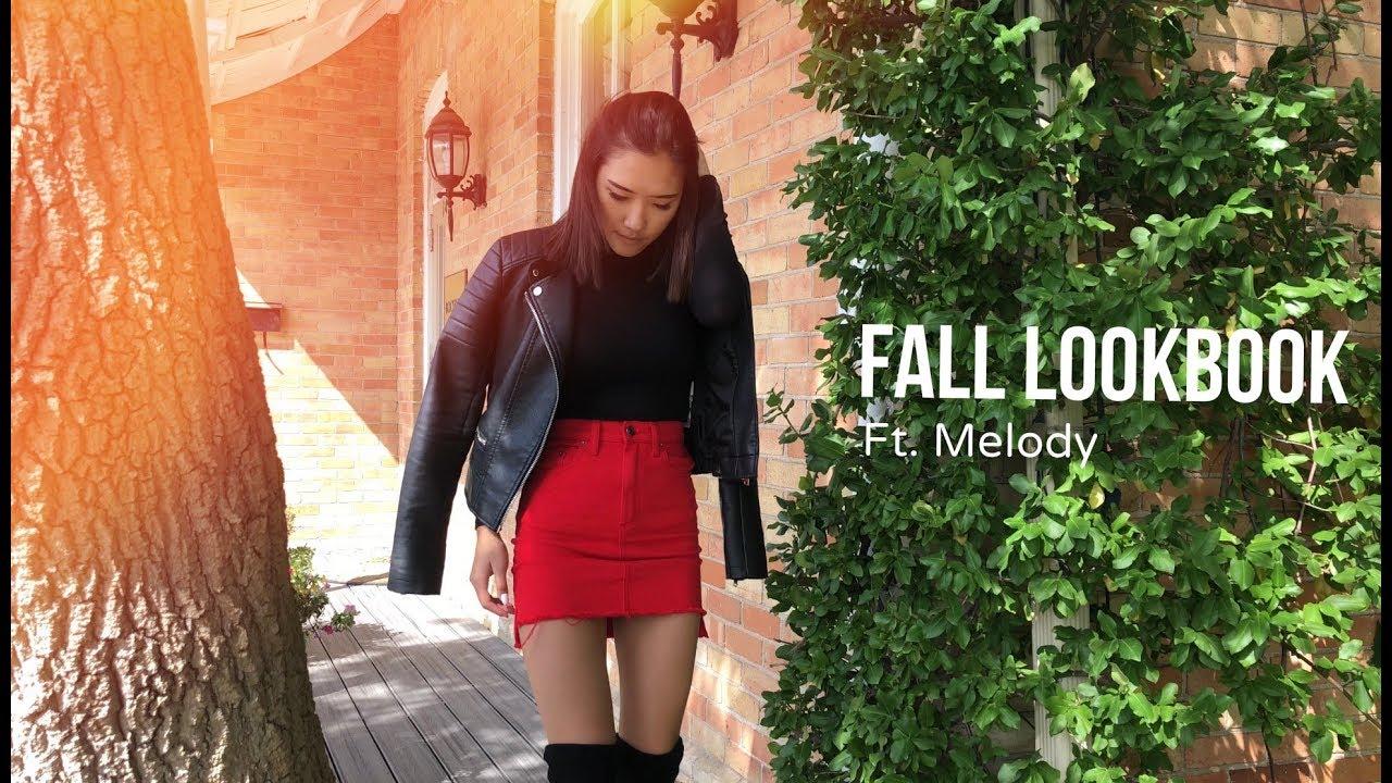[VIDEO] - Fall Lookbook || ft. Melody 8