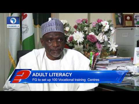 Question Time: Minister Explains Ten Pillars Of Nigerian Education Reform Pt.1