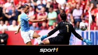 Teamkollegen rechnen mit Sané-Wechsel zu Bayern | SPORT1 - TRANSFERMARKT