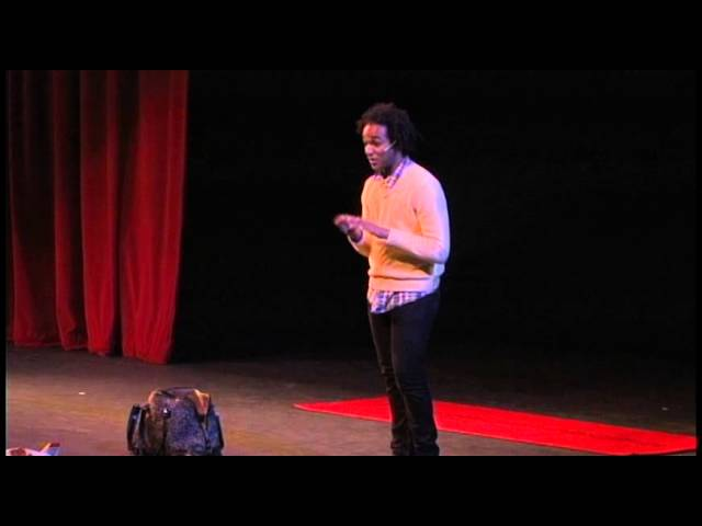Deconstructing Illusions:Terrance Smith at TEDxBergenCommmunityCollege