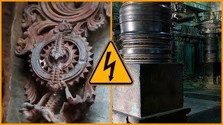 Какой фрезой вытачивали храмы в древней Индии?