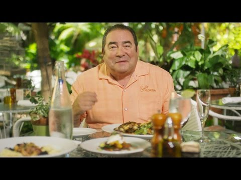 Florida Travel: Emeril Lagasse Visits Coconut Grove