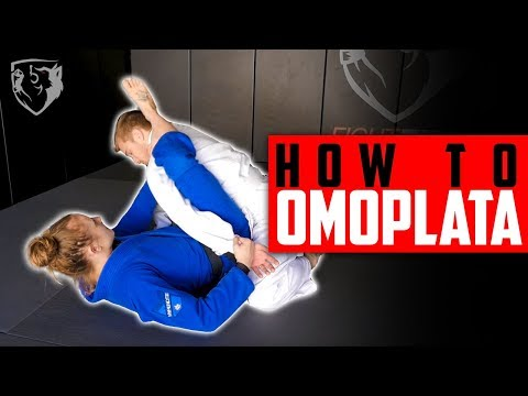 What is an Omoplata? BJJ How-to Tutorial