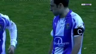 El gol más rapido en la liga de España.