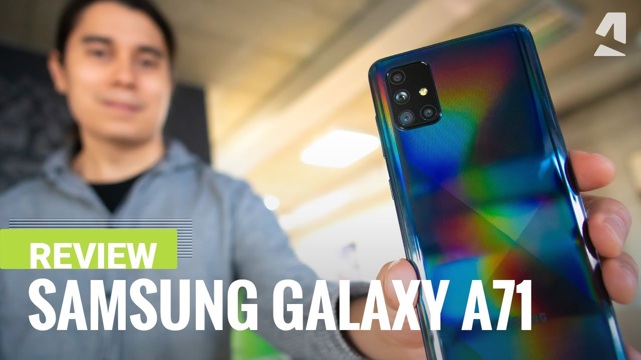Samsung Galaxy A71 User Opinions And Reviews