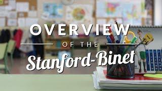 Stanford Binet Test Overview - TestingMom.com