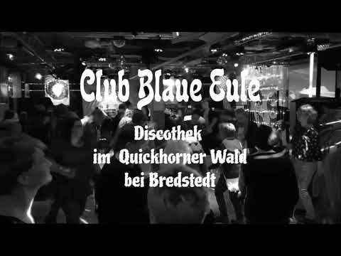 Dornbusch vs. Trichter Party in der Blauen Eule, Bredstedt