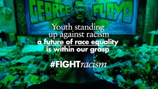 Youth standing up against racism – a future of race equality is within our grasp