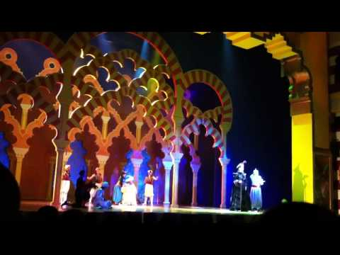 Aladdin Musical Spectacular - Puns & Jokes [Celebrities]