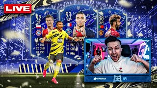 TOTY NOMINEE Pack Opening ?! 🔥 WL Start 😱 FIFA 21: Live