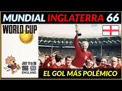 MUNDIAL INGLATERRA 1966 🏴  9a7aa6125e1