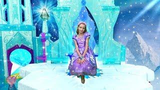 София Прекрасная и куклы ЛОЛ против магии льда