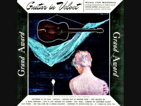 George Barnes - Guitar in velvet (1957)  Full vinyl LP