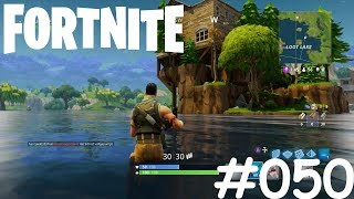 Let's Play Fortnite #050 [Deutsch] [HD] [XBOX ONE X] - Wo sind denn Alle?