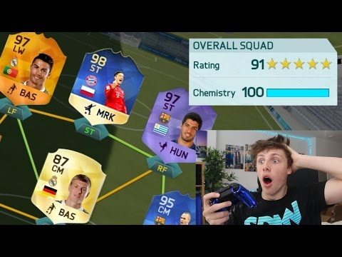 I GOT A 191 TOTS FUT DRAFT!!!!! - FIFA 16