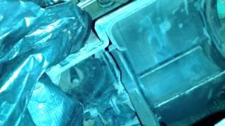 Работа заслонки печки ВАЗ 2110(Вышел из строя ММР. После его замены заслонка снова стала функционировать), 2013-08-26T17:59:53.000Z)