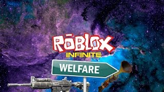 INFINITE WELFARE??? ROBLOX GAMEPLAY!