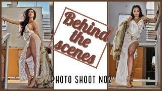 Behind the scenes | Photo shoot series no 2 | Ena Friedrich