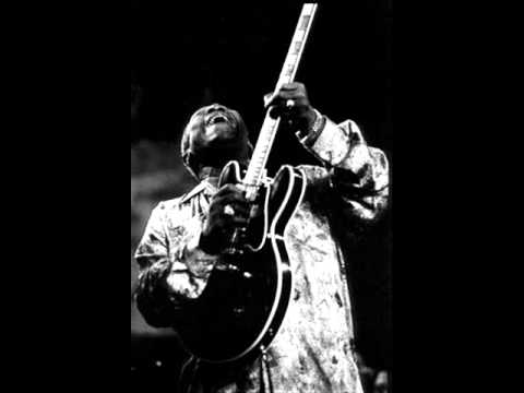 The thrill is gone - BB king Live in Cook County Jail