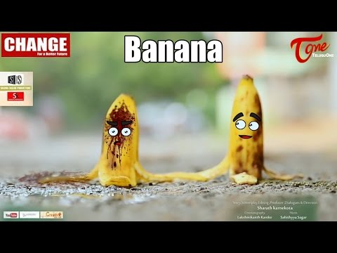 Banana || A comedy Short Film By Sharath Karnekota
