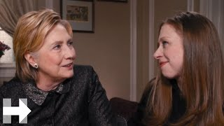 What is the best part about watching Chelsea become a mom? | Hillary Clinton