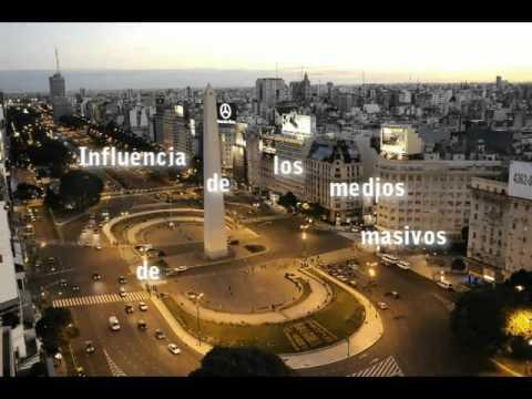 INFLUENCIA DE LOS MEDIOS MASIVOS DE COMUNICACION