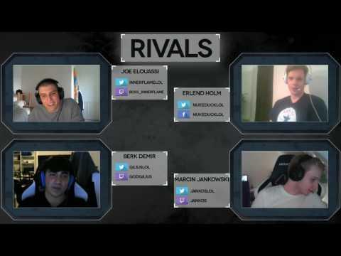 Rivals LoL talkshow - Episode 1