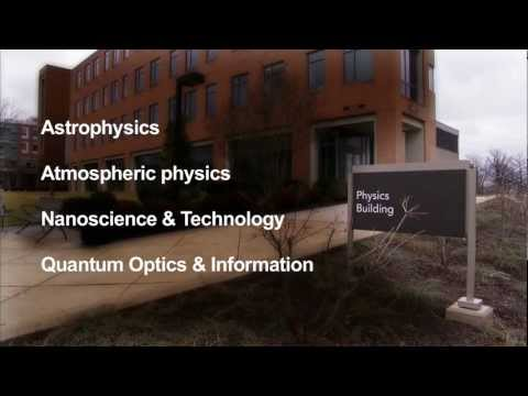 University Of Maryland Baltimore County - Department Of Physics
