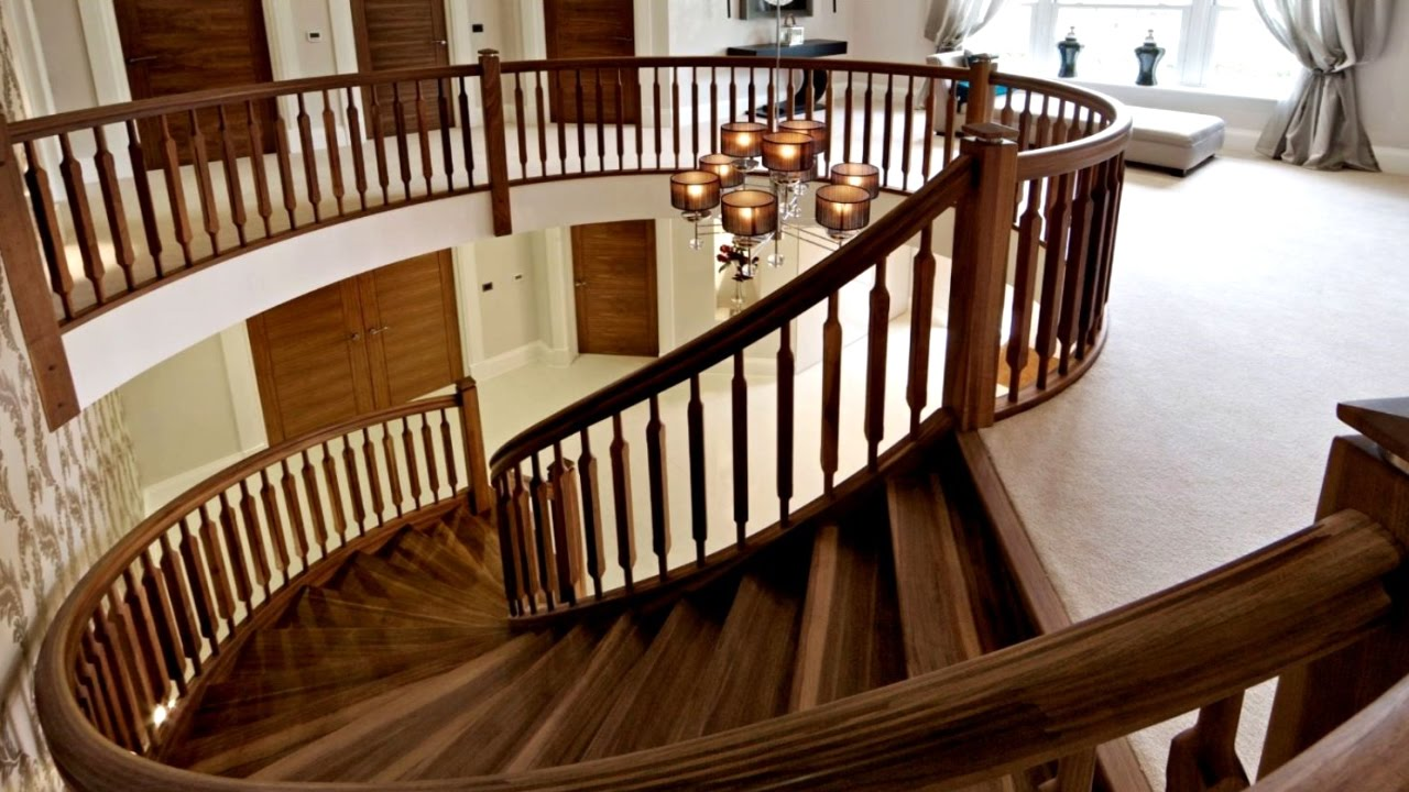 Genial 44 Wooden Staircase Ideas
