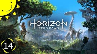 Let's Play Horizon Zero Dawn   Part 14 - Outcast Thieves   Blind Gameplay Walkthrough