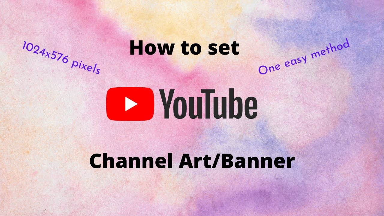 youtube subscriber banner youtube flat youtube videos youtube art youtube banner template youtube download. How To Set Channel Banner To Perfect Size 1024x576 Pixels L Canava Youtube