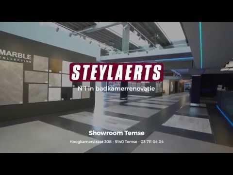 Steylaerts showroom Temse - YouTube