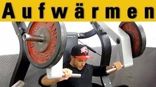 Richtiges Aufwärmen - intensives und verletzungsfreies Training