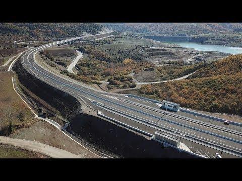 Οι Μεγάλες Σύγχρονες Υποδομές της Ελλάδας/The Major Modern Infrastructure of Greece