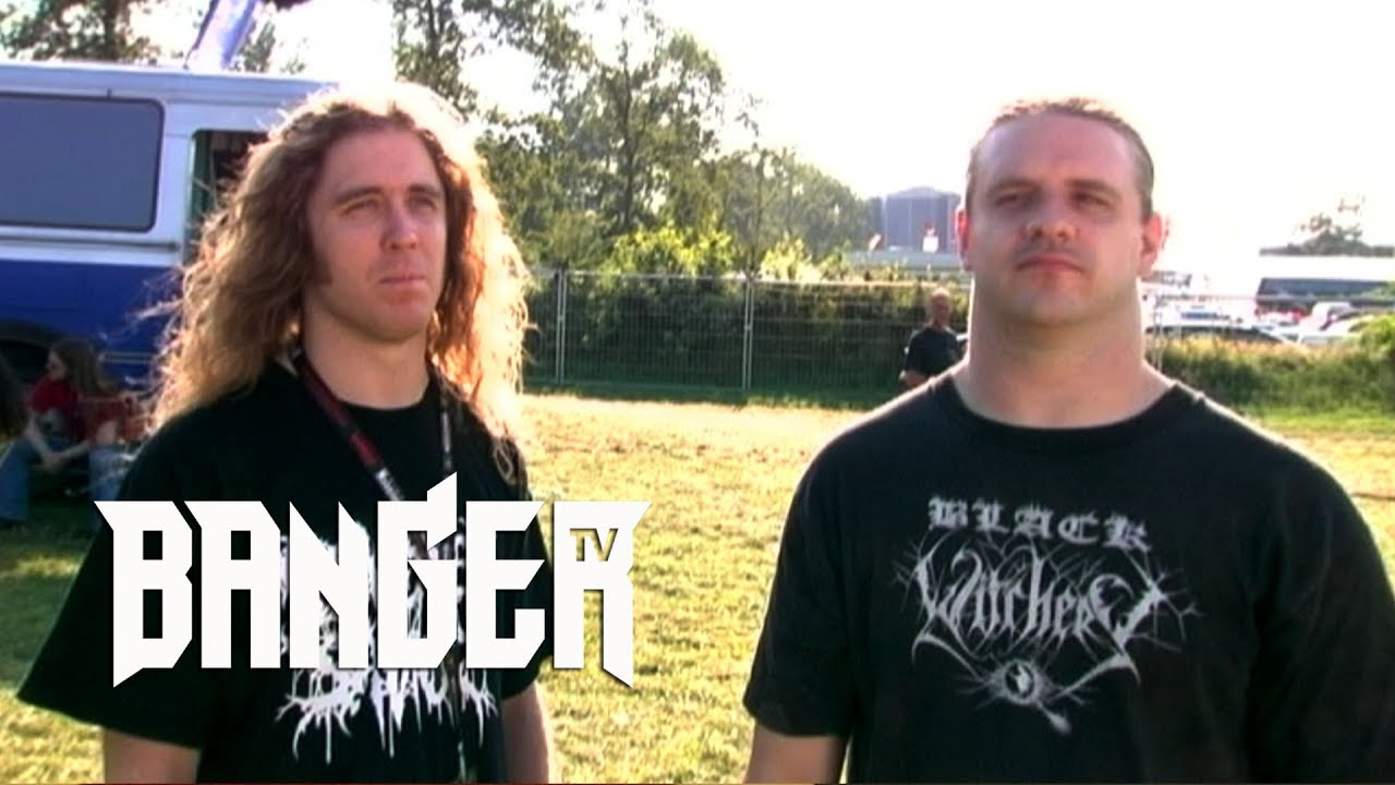 CANNIBAL CORPSE 2004 interview | Raw & Uncut episode thumbnail