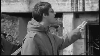 oasis - I wanna live in a dream in my record machine