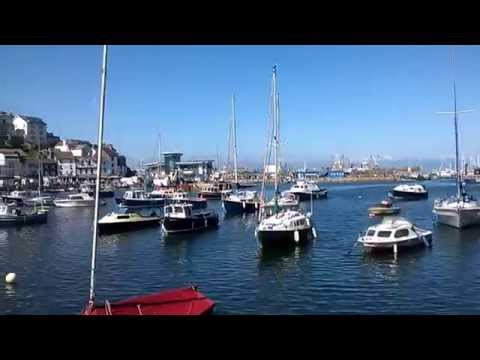 Brixham Harbour and Marina