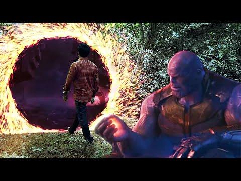 Doctor Strange Portal Between Earth & Vormir - VFX