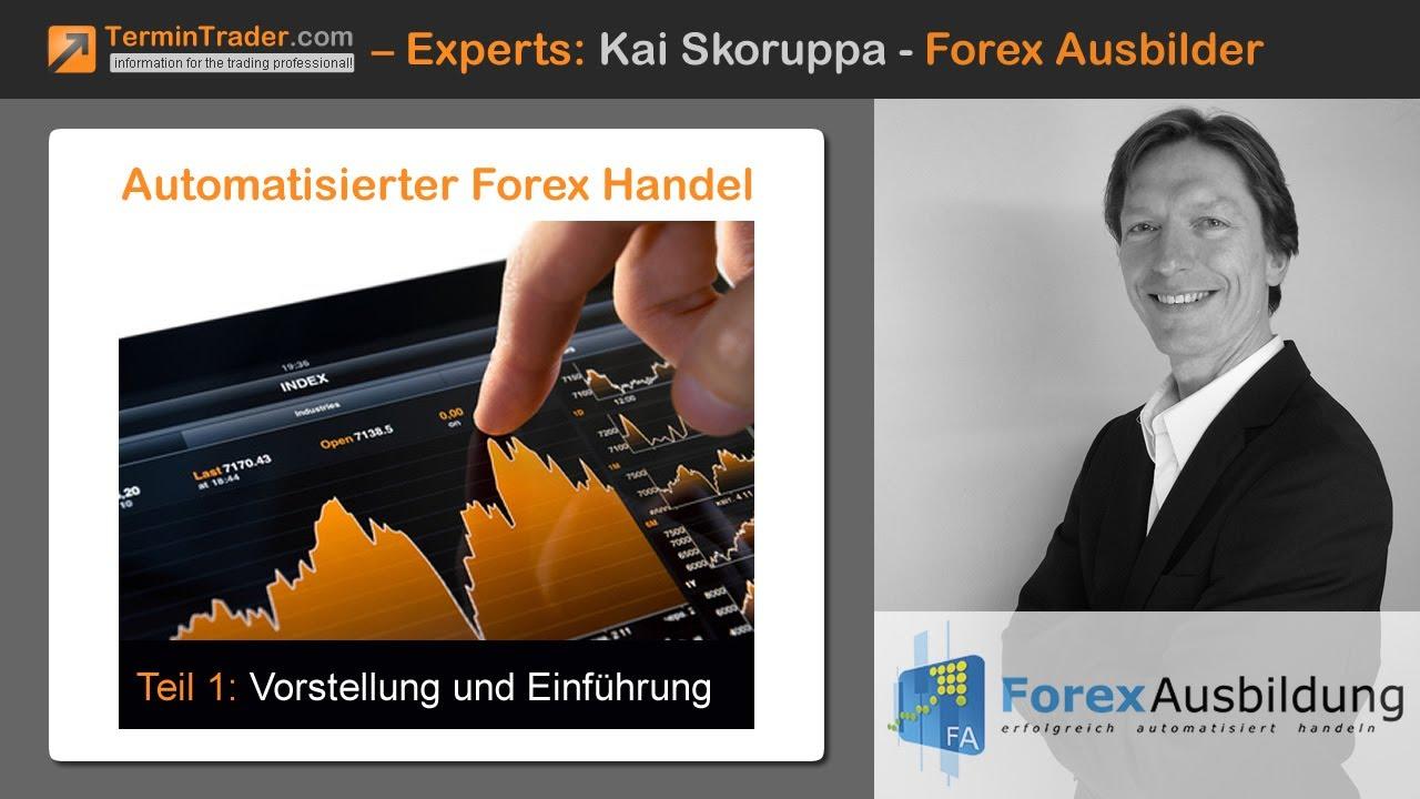 Forex Ausbildung